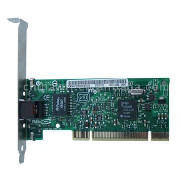 intel 82540em based gigabit network adapter pci